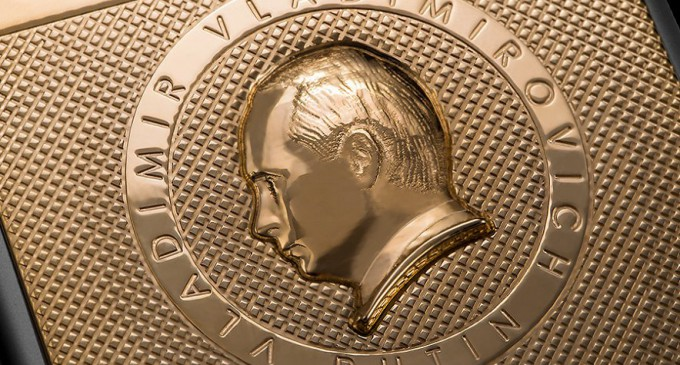 Представлены новые «Путинфоны» Supremo Putin II
