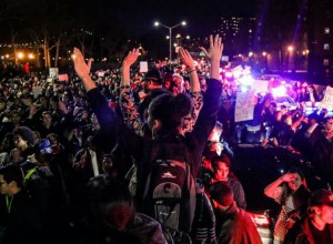 Ferguson Protests Country-wide