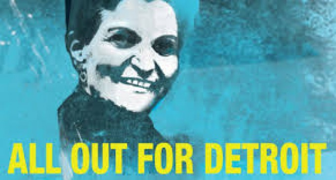 New Yorkers And Human Rights Groups Protest Political Imprisonment Of Torture Survivor Rasmea Odeh