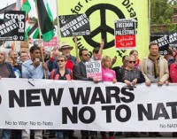 Report on Protests at the NATO meeting in Newport, Wales