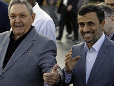Тайные переговоры Вашингтона с Гаваной и Тегераном