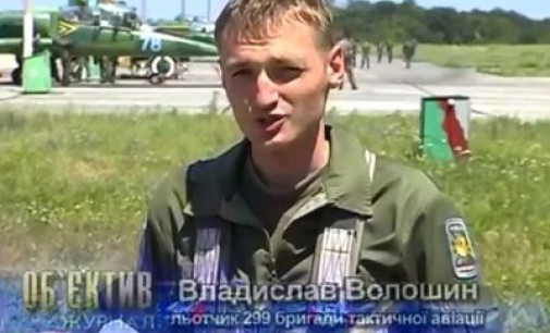 """Vladislav Voloshin: """"The Plane Was In the Wrong Place at the Wrong Time"""""""