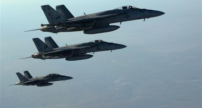 US warplanes strike oil pipeline in Syria: Pentagon