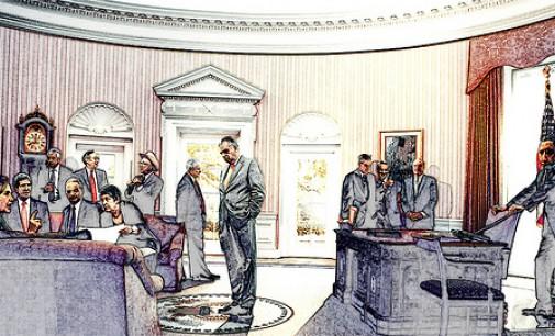 Washington is in Revolt Against Obama