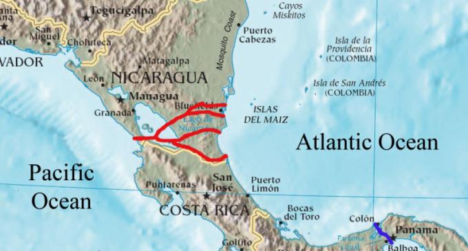 Никарагуанский канал и недовольный Вашингтон