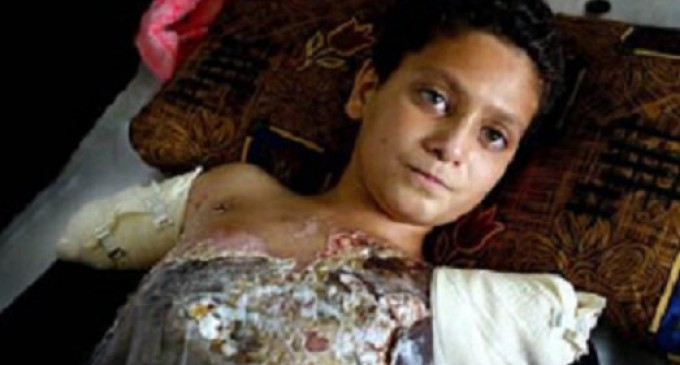 """Je suis Ali Abbas"": The Forgotten Victims of State Terrorism"