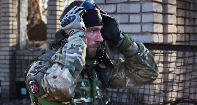 Are there NATO legions in Ukraine?