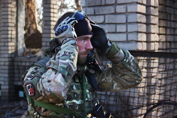 Are there NATO legions in Ukraine?