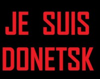 """""""Je Suis Donetsk"""": Ukraine Army Attacks Bus and Trolley in Center of Donetsk. 13 Killed including Children"""