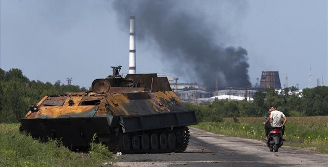 Military situation in Ukraine is changing dramatically