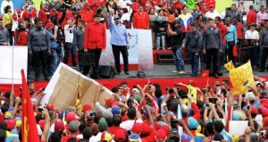 Venezuelan Leader Slams Visit by Ex-Latin American Presidents
