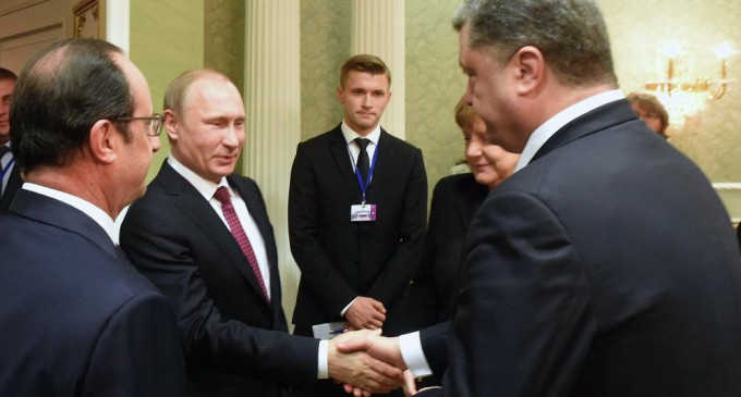 Minsk Talks Didn't Lead to a Magical Peace