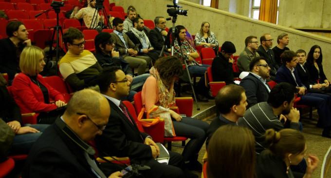 Экспертная дискуссия: «Развитие гражданского общества в России и США»