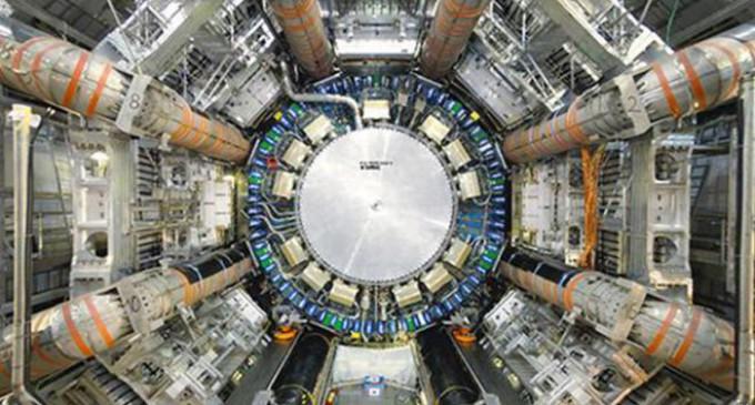 Большой андронный коллайдер и поиски темной материи