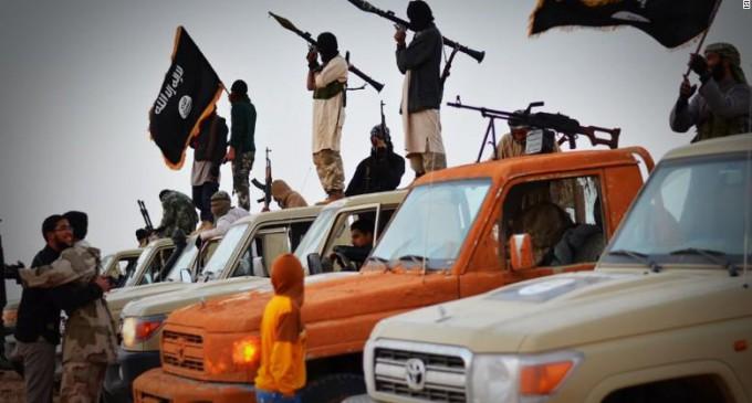 Ливия: ИГИЛ подходит к Европе