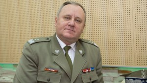 Polish General Bogusław Pacek is leading the group of NATO advisers in Ukraine since September 2014.