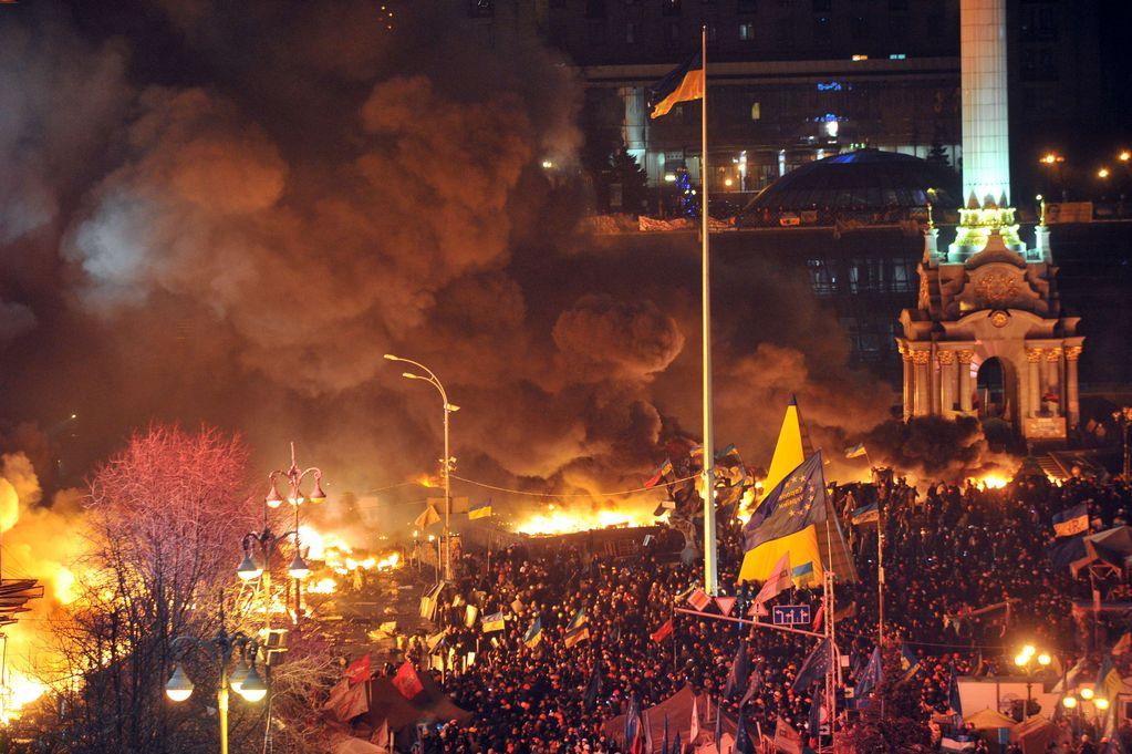 Overview of the war in Ukraine
