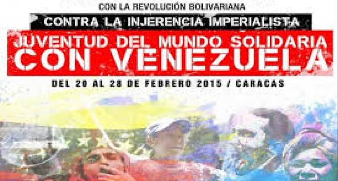 В Каракасе Антиимпериалистический трибунал молодёжи