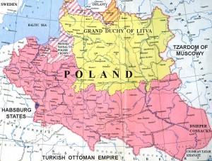 Poland Divided