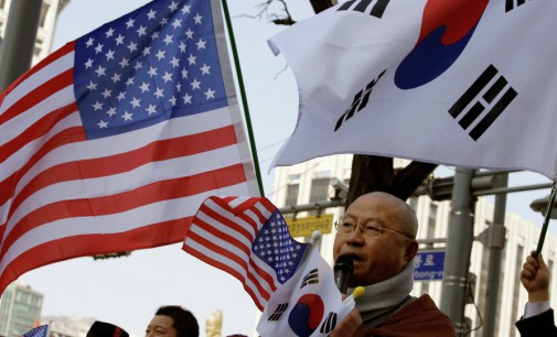 Is South Korea Switching Sides?