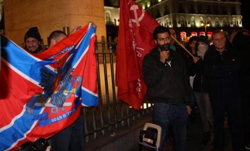 Серхио: испанцы воюют и за Нацгвардию Украины, но их не задерживают