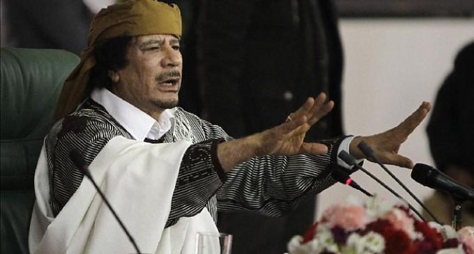 Доклад: Ливия после Каддафи стала угрозой для Британии