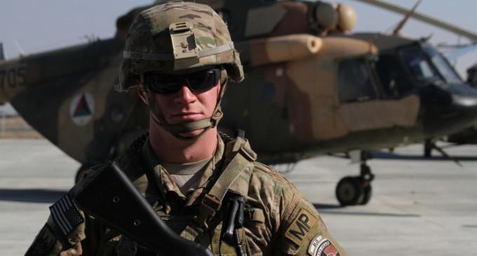 США сохранят в Афганистане до конца года почти 10 тысяч военнослужащих
