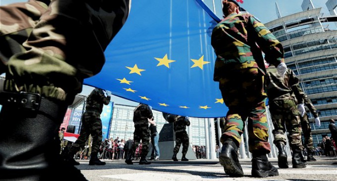 EU Military to replace NATO