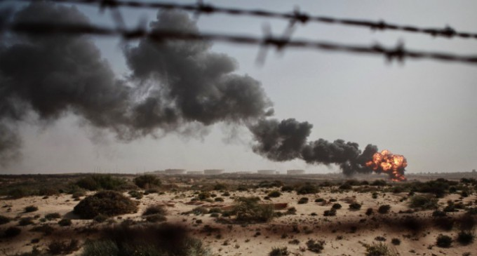 Боевики напали на нефтяное месторождение в Ливии