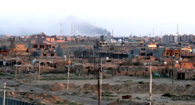 В Ираке разрушена могила Саддама Хусейна