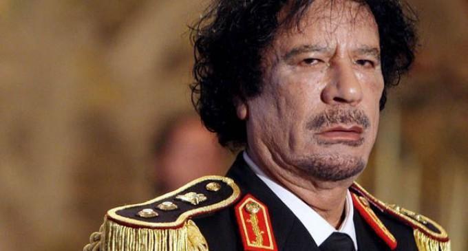 Уроки истории: Британские правозащитники не нашли свидетельств преступлений Каддафи