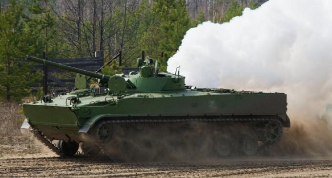 Breaking Defense: бронетехника США выглядит слабо на фоне российской