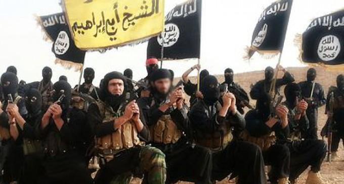 Вашингтон- столица ИГИЛ