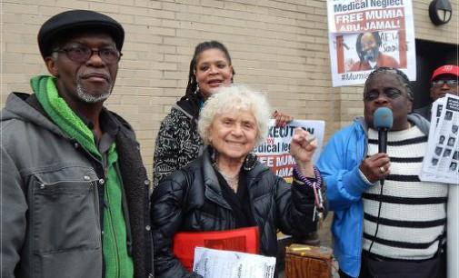 National Day of Action supports Mumia Abu-Jamal