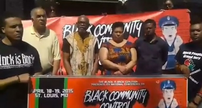 Black Community Control of Police Conference