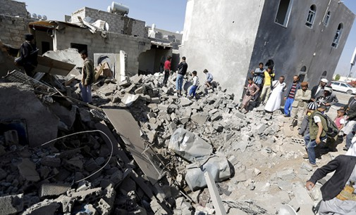 Will Yemen kick-off the 'War of the two Blocs?'