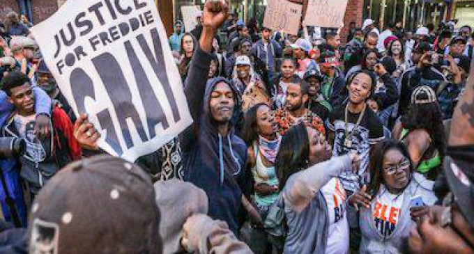 Freedom Rider: Still No Justice in Baltimore