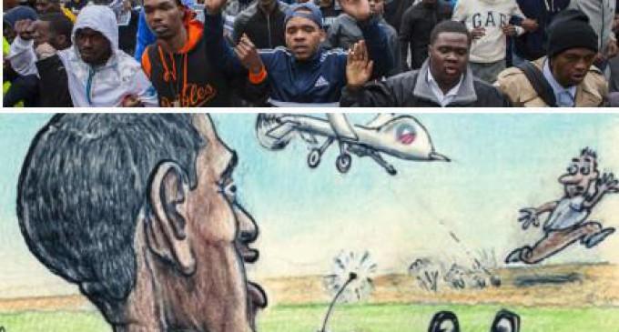 "Obama Chides Baltimore ""Criminals And Thugs"""