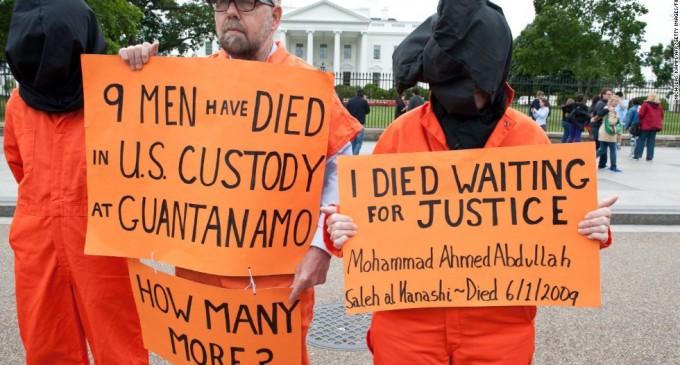 Hunger strike in USA