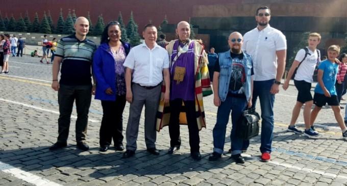 Бирюков и Ионов встретились с правозащитниками коренных народов США