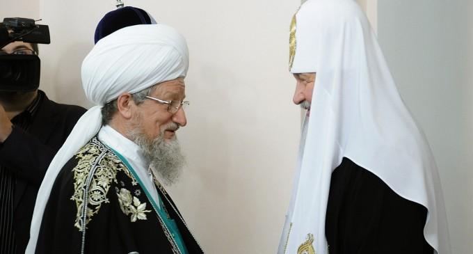 Западные политтехнологии против религии