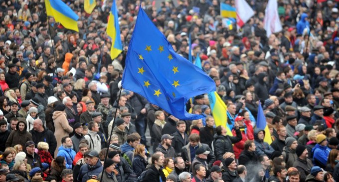 Что есть- Украина и как далеко она пойдет?…