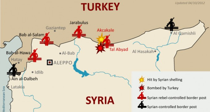 Anti-war leader denounces the U.S./Turkey attempts to create 'no fly zone' in Syria