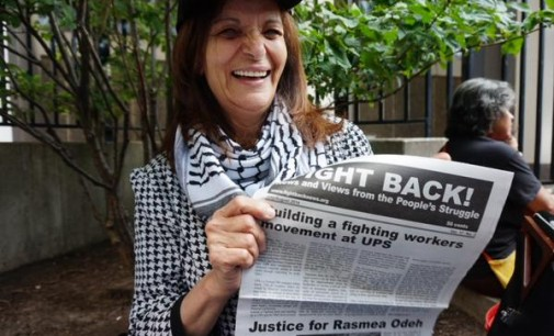Rasmea Odeh: legal fight continues