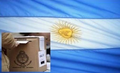Начинается аргентинская политическая кампания