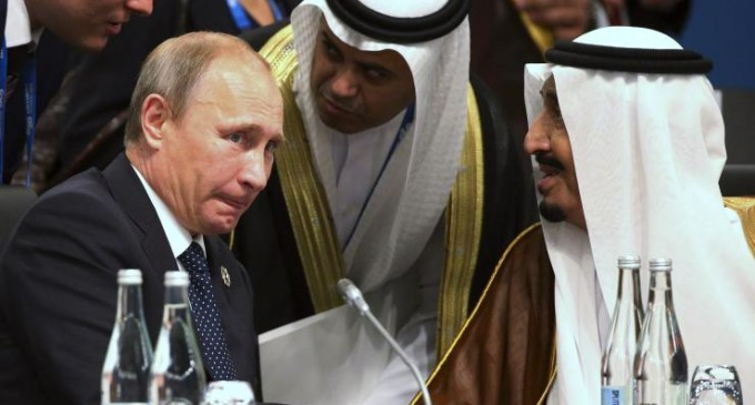 Russia Signs Agreement To Get $10B Investment From Saudi Arabia Amid Western Sanctions – International Business Times