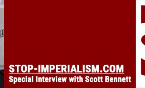 Interview with Scott Bennett