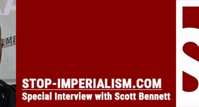 Interview with Scott Bennett