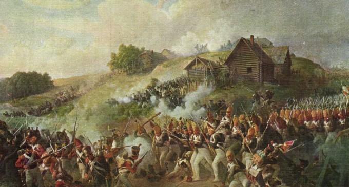 Ошибка Наполеона. Решающая битва войны 1812 года