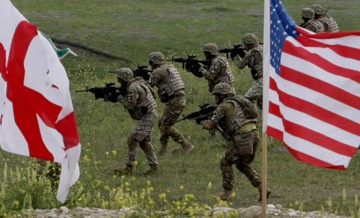 NATO's growing influence in Georgia